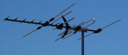 We can supply and install quality digital tv antennas in perth
